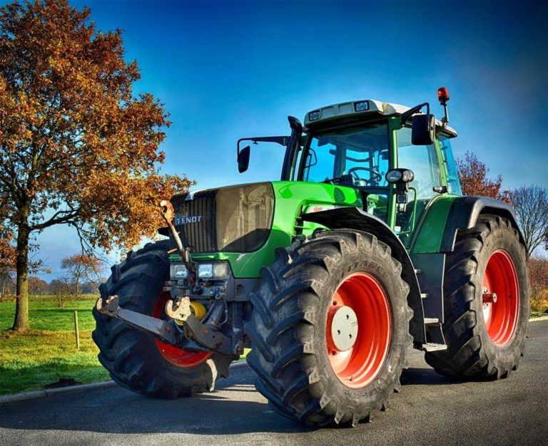 Jak zadbać o maszyny rolnicze?