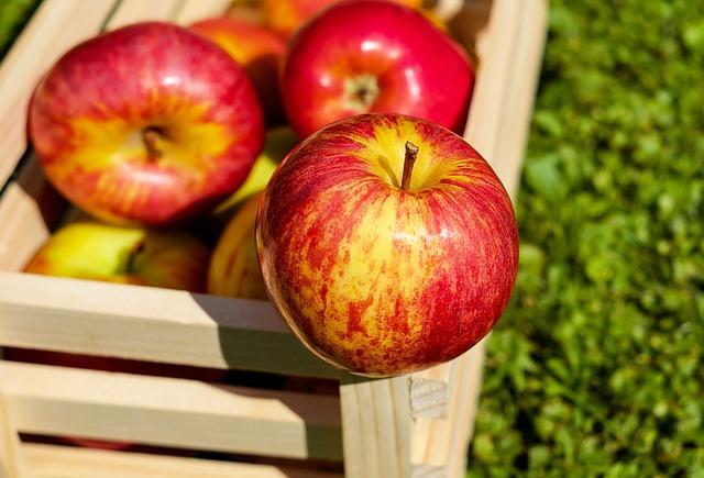 Przechowuj jabłka bezpieczniej dzięki dobrym preparatom