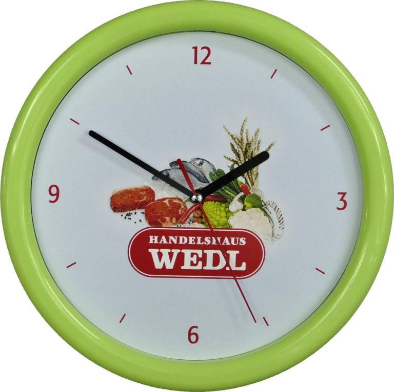 Wyjątkowe zegary reklamowe ścienne – jakie zakupić?